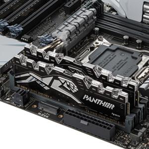 Apacer desvela sus memorias DDR4 mas rabiosas