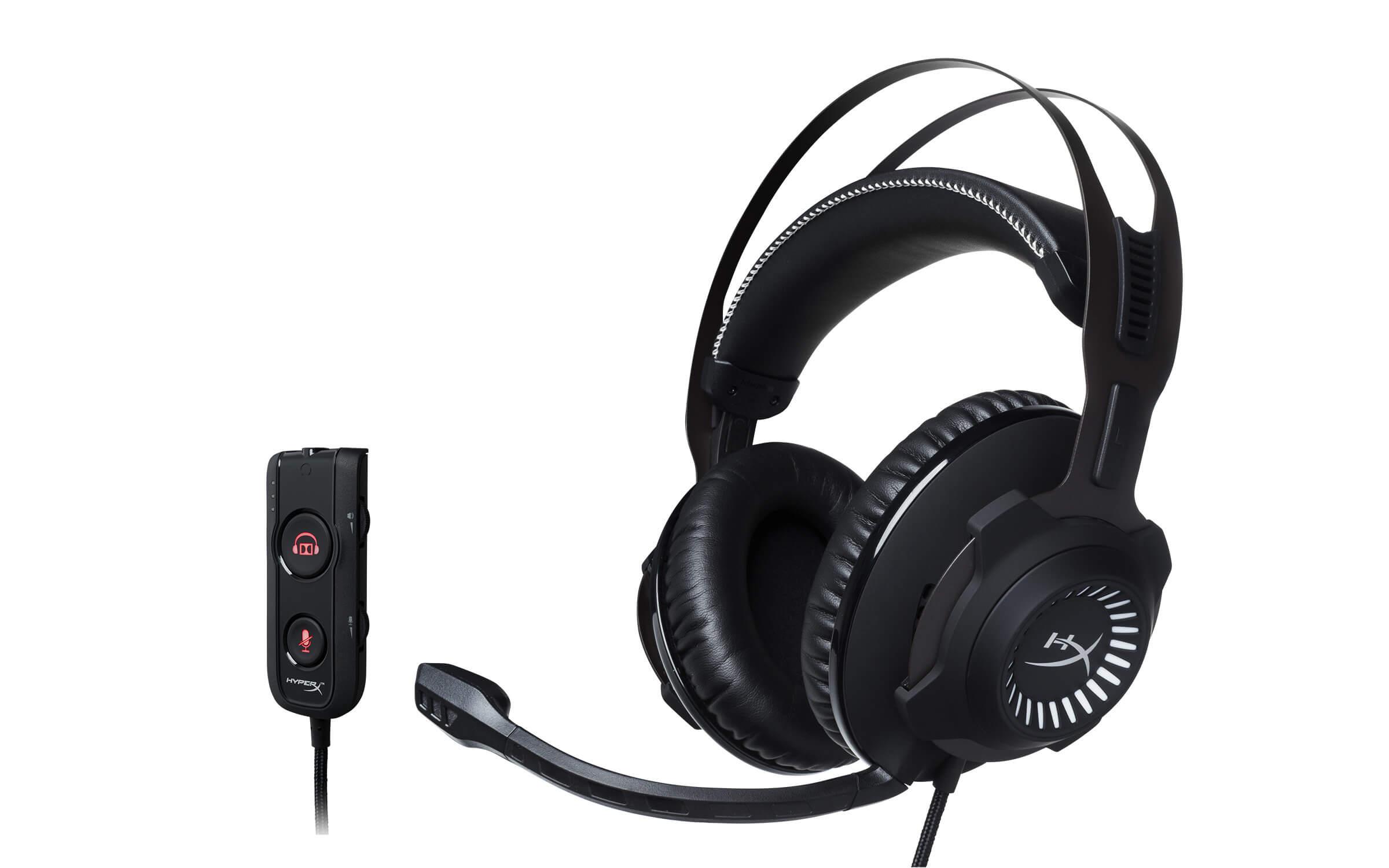 HyperX anuncia los auriculares Cloud Revolver S con Dolby Surround