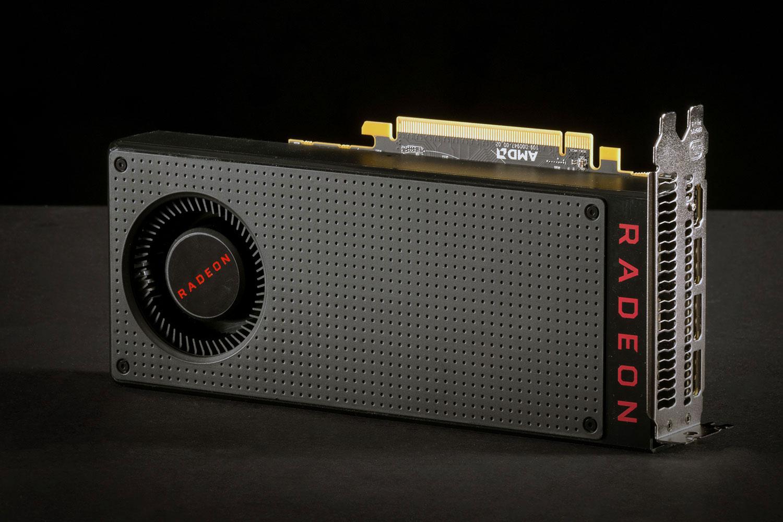 La serie AMD Radeon RX 500 para mediados de Abril