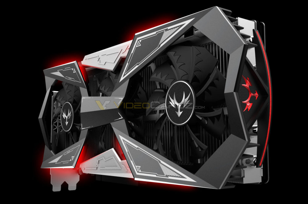 COLORFUL muestra su iGAME GTX 1080 Ti con diseño de 16+2 fases
