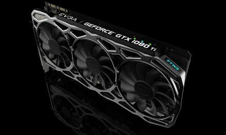 EVGA presenta su próxima GeForce GTX 1080 Ti FTW3