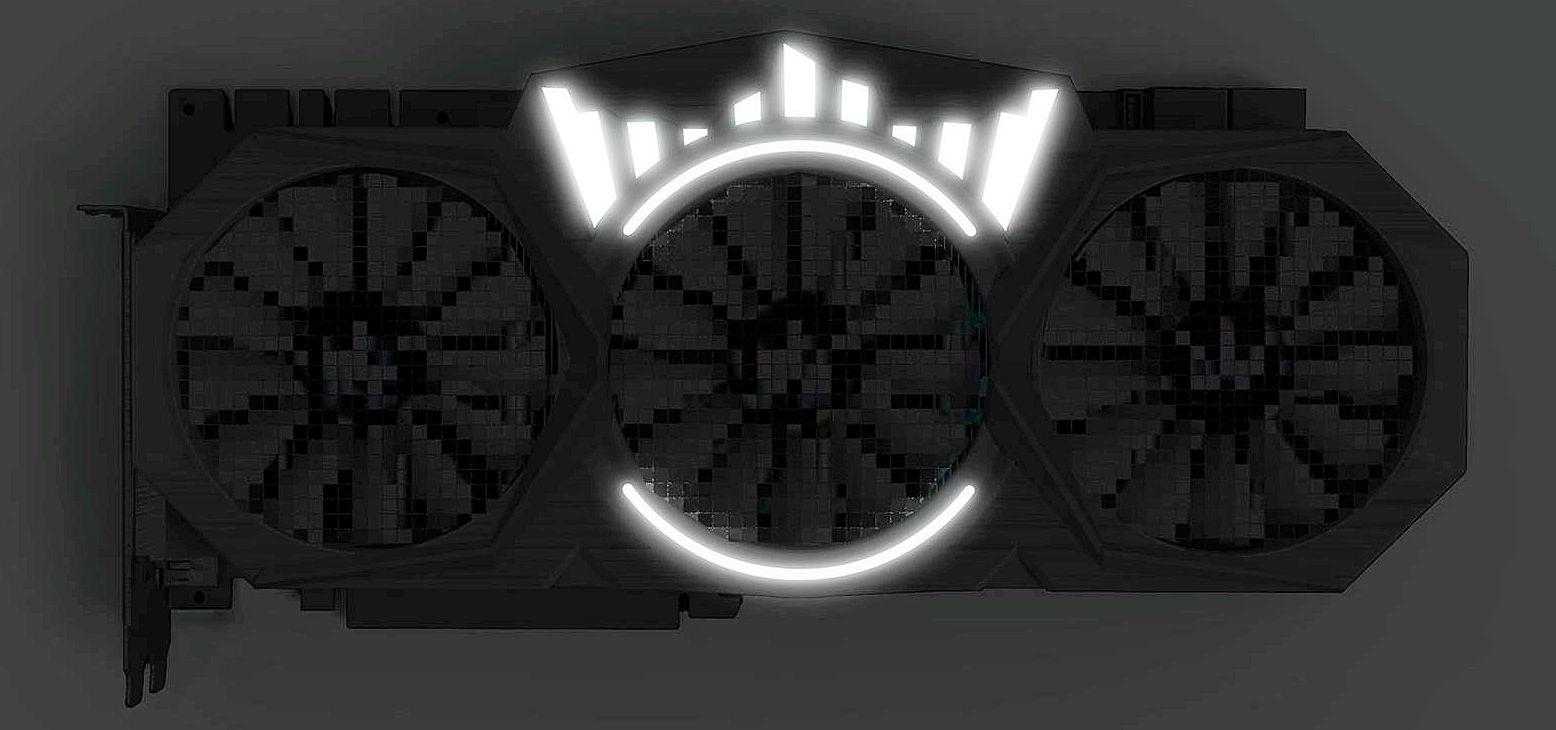 GALAX filtra la nueva GeForce GTX 1080 Ti HOF