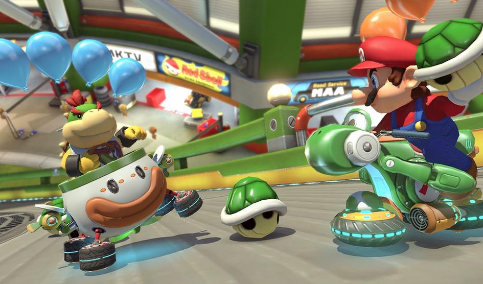 Nuevo pack Nintendo Switch Mario Kart 8 Deluxe