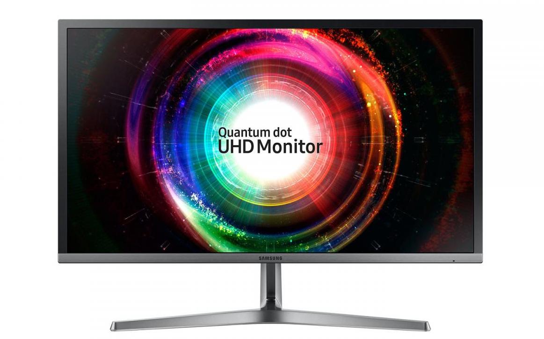 SAMSUNG muestra su nuevo y avanzado monitor ULTRA HD U28H750 con Quantum Dot