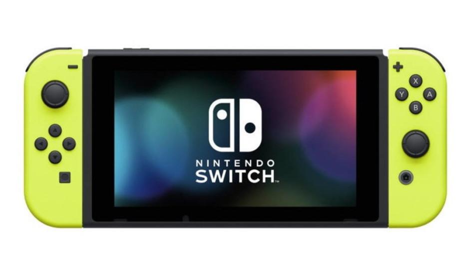 Nintendo lanza un nuevo color para su Joy-Con de su Switch