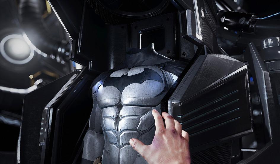 Batman Arkham VR será lanzado para PC el próximo 28 de Abril