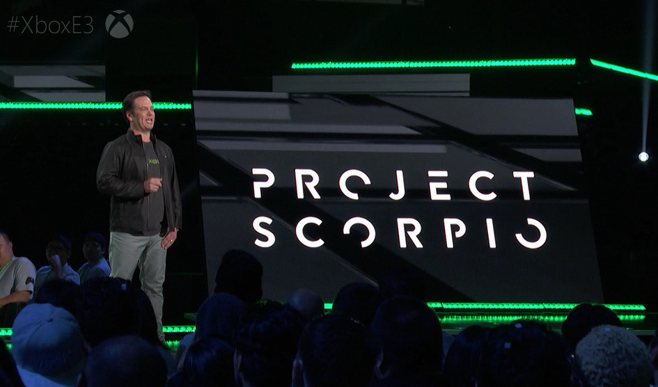 Xbox Project Scorpio podría ser revelado la próxima semana