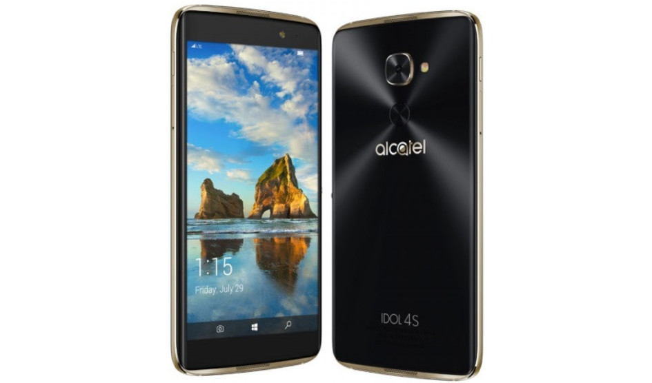 Alcatel Idol 5 avistado en GFXBench