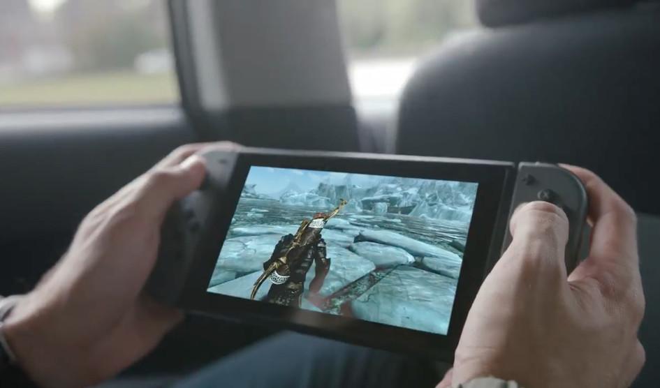 Récord de ventas de Nintendo Switch