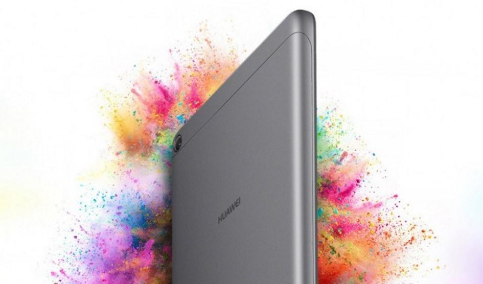 Huawei lanza oficialmente su elegante tablet MediaPad T3