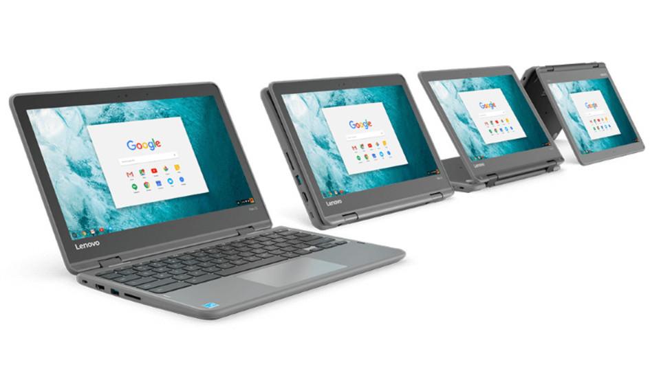 Lenovo anuncia su nuevo Flex 11, un interesante Chromebook 2 en 1