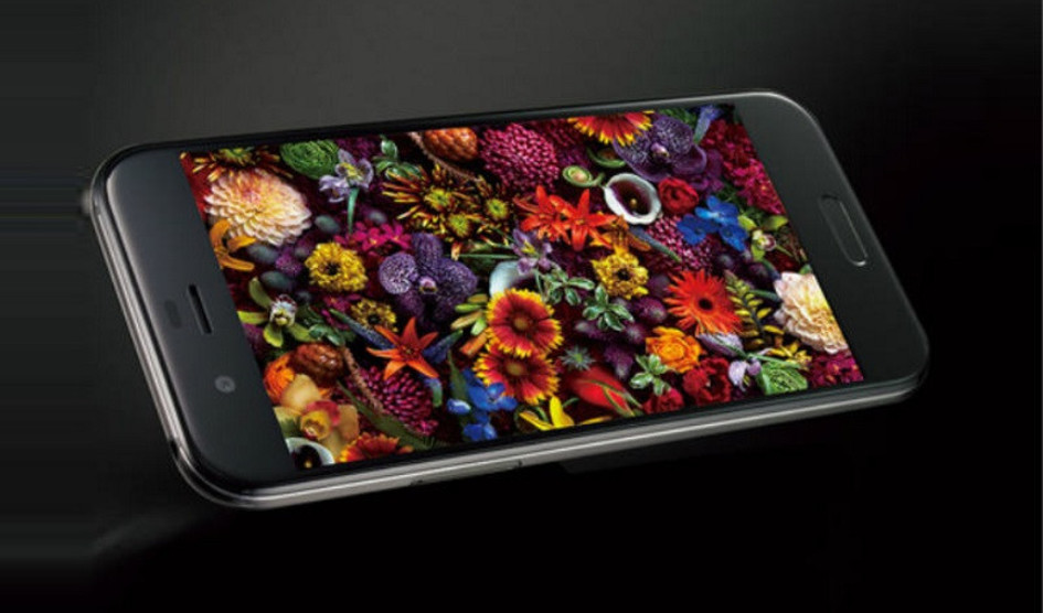 Sharp Aquos R ya es oficial, SoC Snapdragon 835 y panel Quad HD