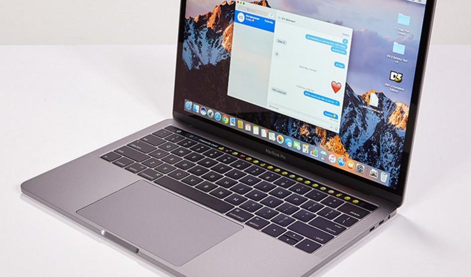 Apple ya comienza a vender sus MacBook Pro con Touch Bar reacondicionados