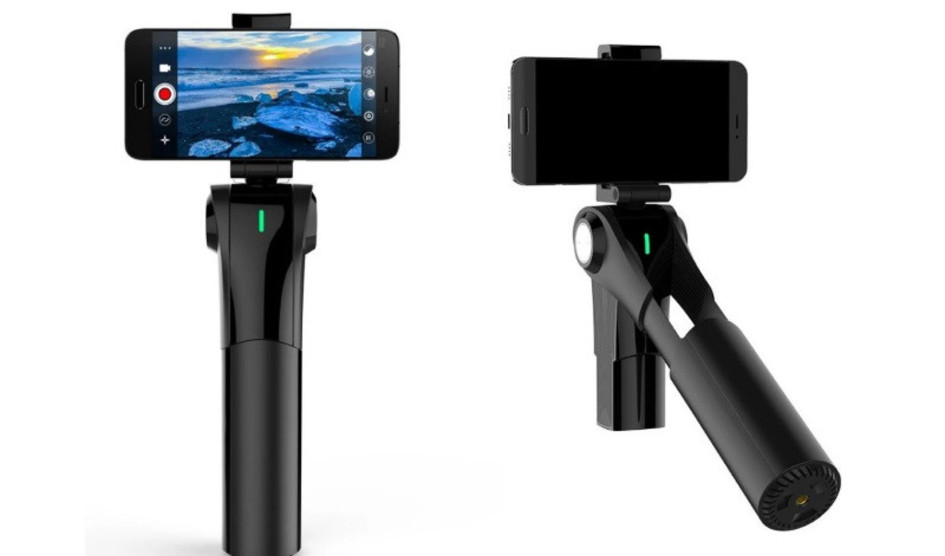 Xiaomi presenta su estabilizador de cámara para smartphones