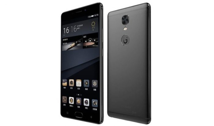 Gionee lanza su nuevo smartphone de gama media M6S Plus: 6 GB de RAM y batería de 6020 mAh