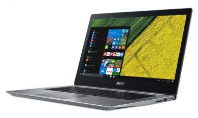 Acer Swift 1 y Swift 3: elegantes, ligeros y con una gran autonomía