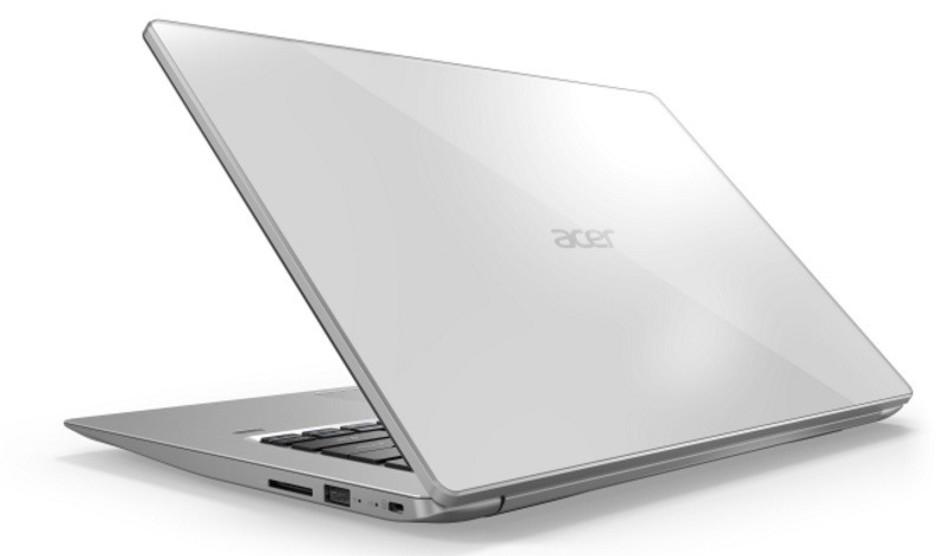 Acer Swift 1 y Swift 3: portátiles elegantes, ligeros y con una gran autonomía