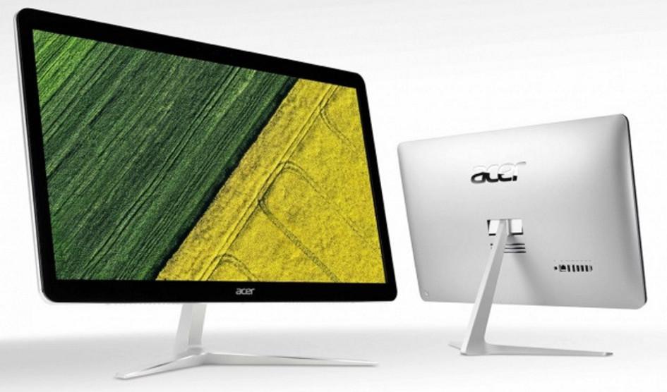 Acer Aspire U27 y Aspire Z24: unos PCs AiO potentes, compactos y elegantes