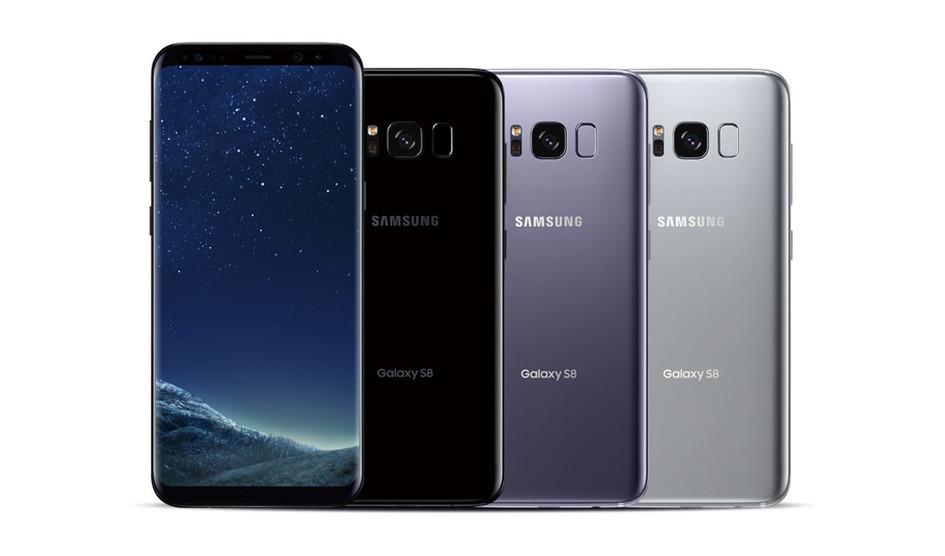 SAMSUNG lanza la actualización para el Galaxy S8 y S8 Plus