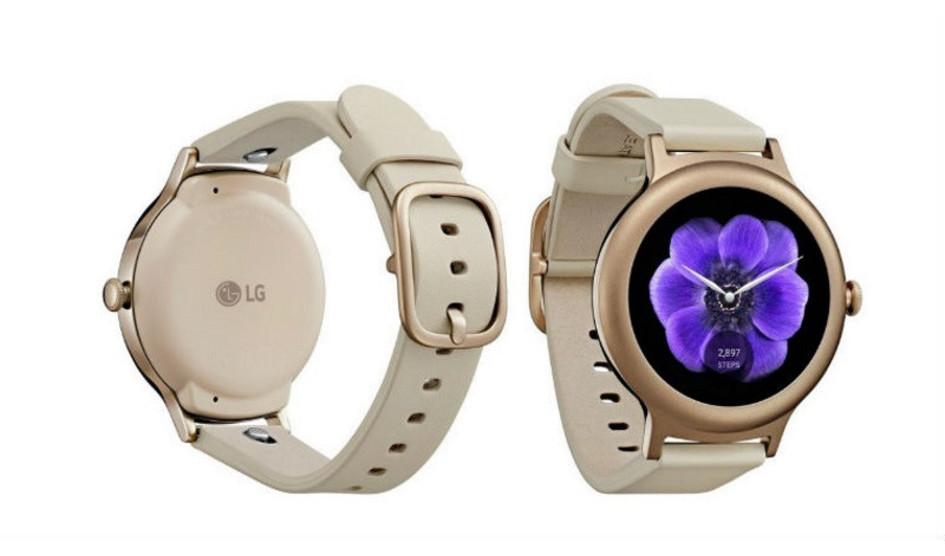 LG Style Watch ya disponible en Canadá