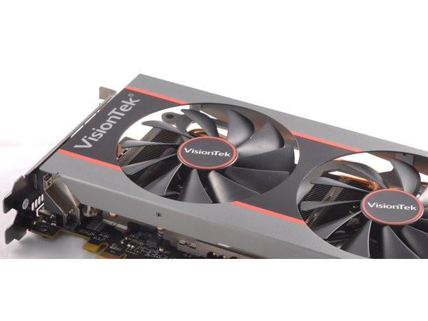 VisionTek lanza sus tarjetas gráficas Radeon RX 500