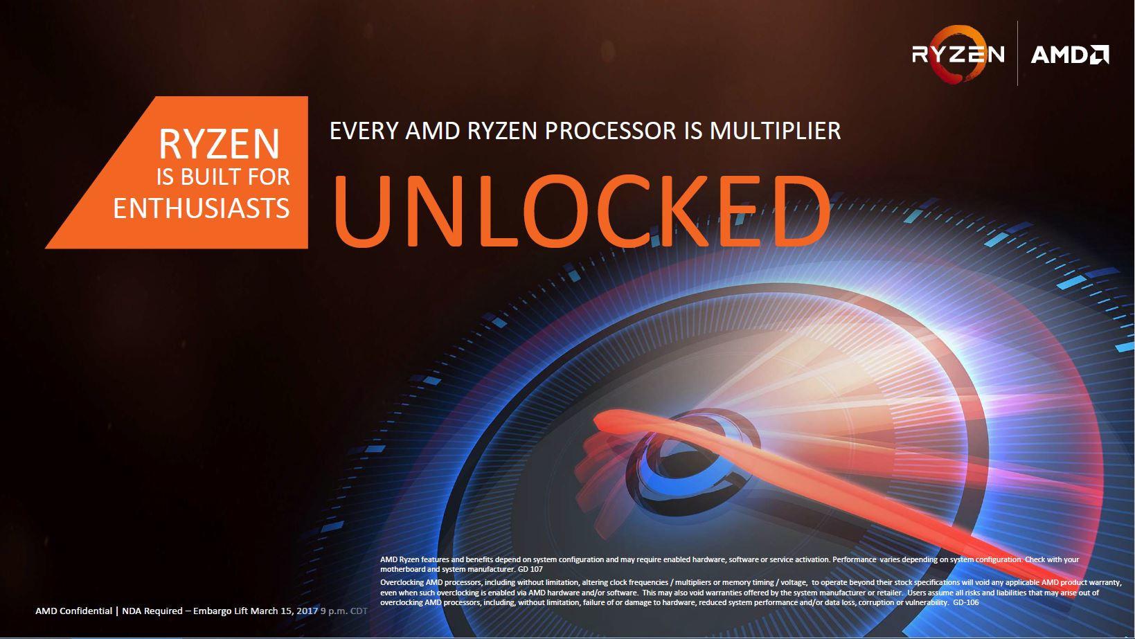 AMD da hoy mismo el pistoletazo de salida a sus nuevos procesadores de la familia Ryzen 5