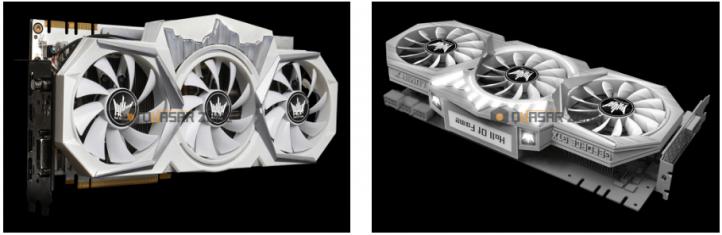 Avistada la imponente GALAX GeForce GTX 1080 Ti HOF