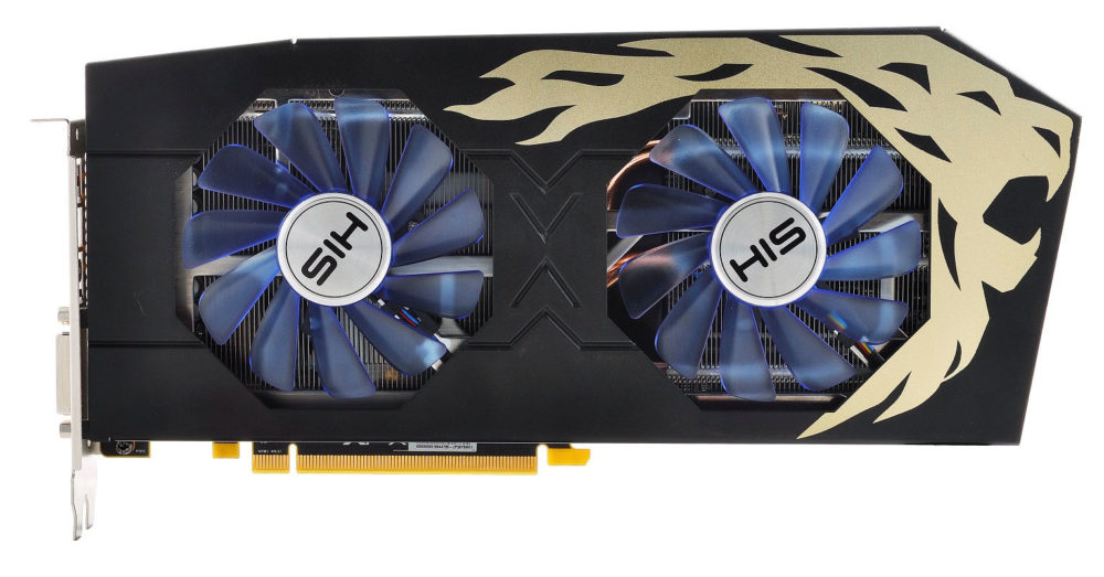 HIS lanza al mercado sus interesantes Radeon RX 580 y RX 570 IceQX2