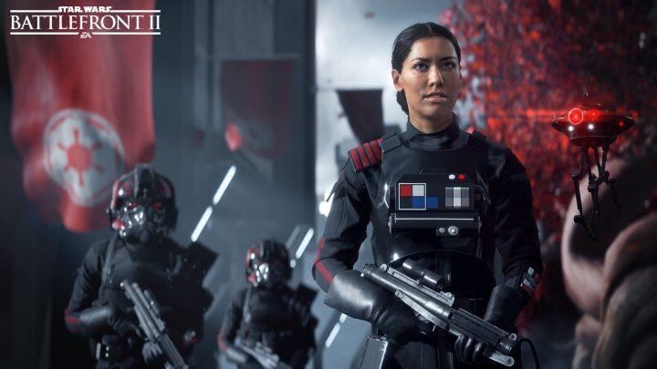 Star Wars Battlefront II ya dispone de trailer y fecha de lanzamiento