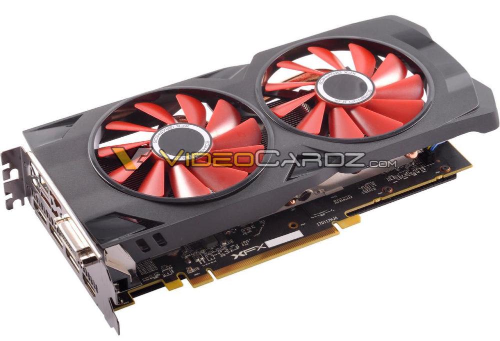 Avistadas las Radeon RX 580/570 de XFX y ASUS