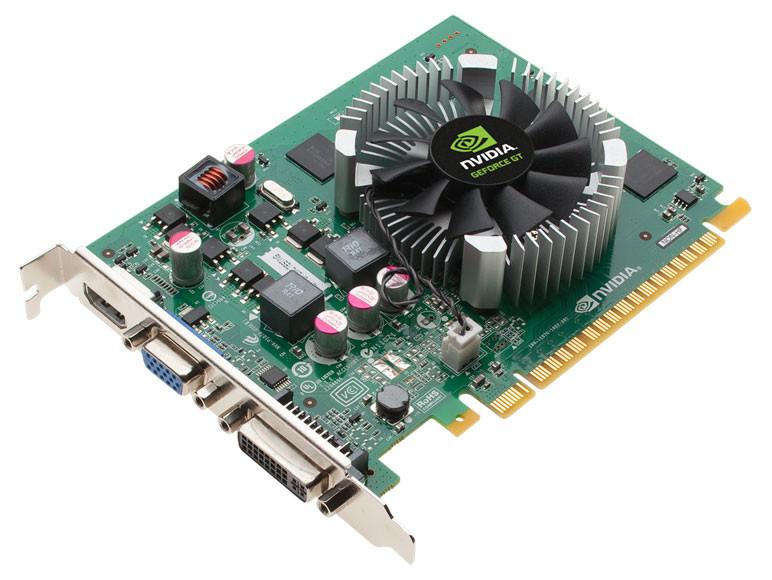 NVIDIA prepara una GeForce GT 1030 para hacer frente a la Radeon RX 550