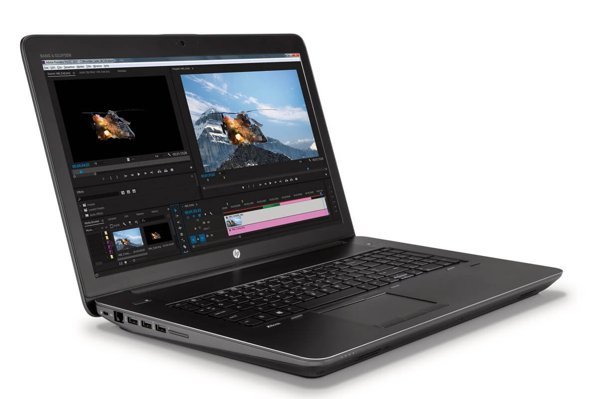 HP actualiza sus workstations ZBook