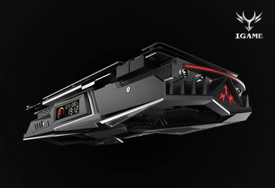 GTX 1080 Ti iGame Vulcan X OC