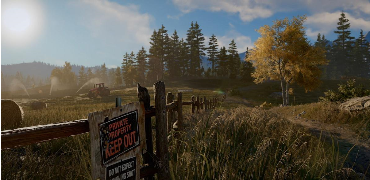 Far Cry 5 ya dispone de tráiler y fecha de lanzamiento