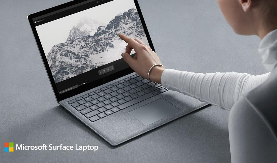 Microsoft desvela su nuevo portátil