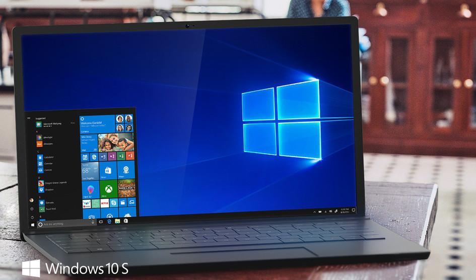 Windows 10 S ya es una realidad