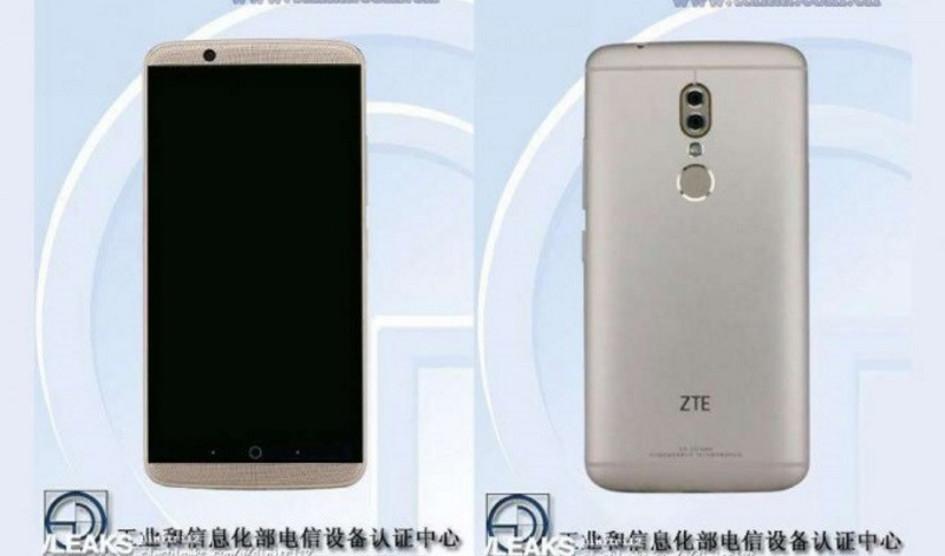 ZTE Axon 8 obtiene la certificación por parte de TENAA