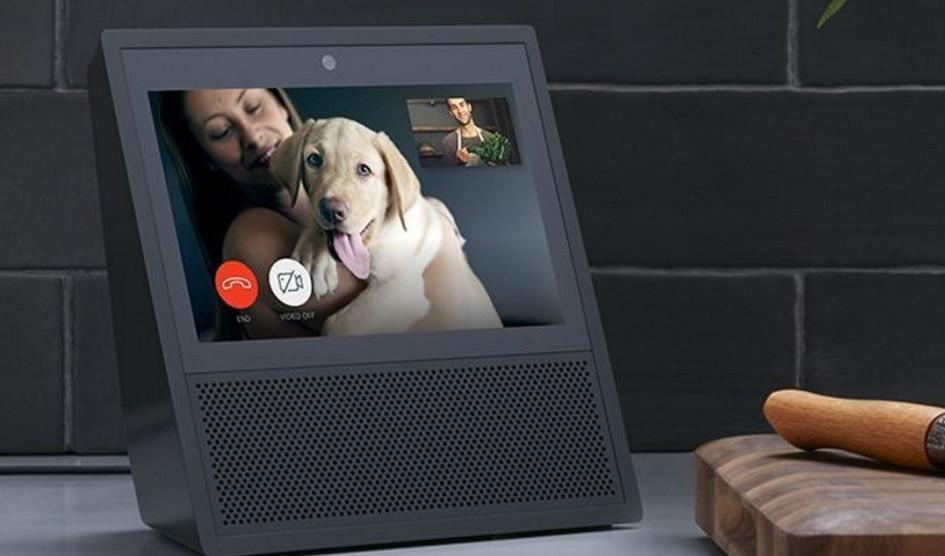 Amazon presenta su nuevo altavoz inteligente llamado Echo Show