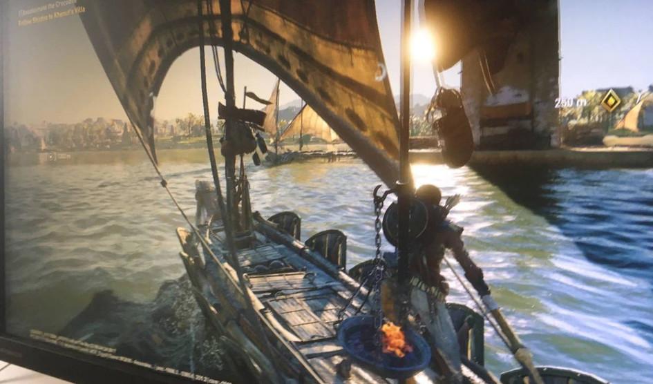 Assassins Creed: Origins, confirmado el nuevo título