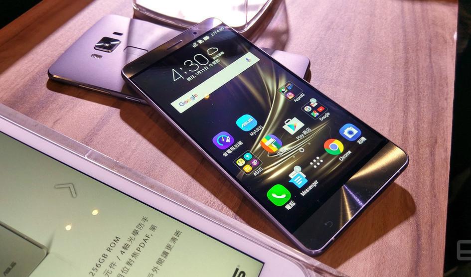 ASUS anunciará tres nuevos smartphones ZenFone en la Computex 2017