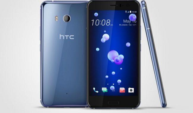 El flamante HTC U 11 ya es oficial, saldrá a la venta en Mayo