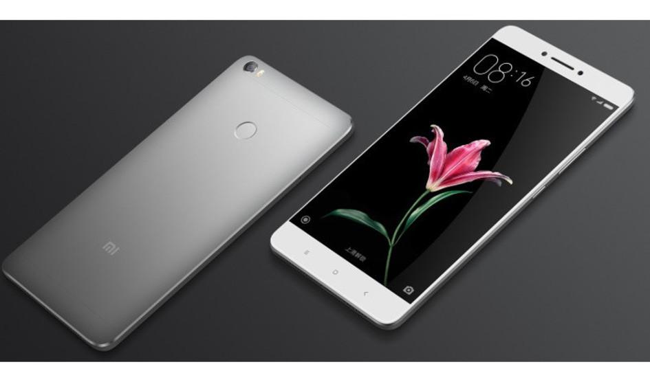 Xiaomi Mi Max 2 para la próxima semana y con batería de 5.000mAh
