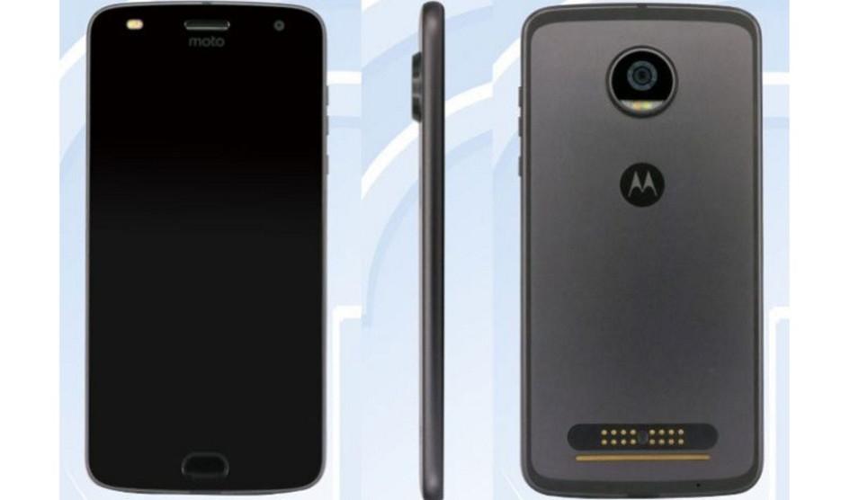 Motorola Moto Z2 pasa por TENAA