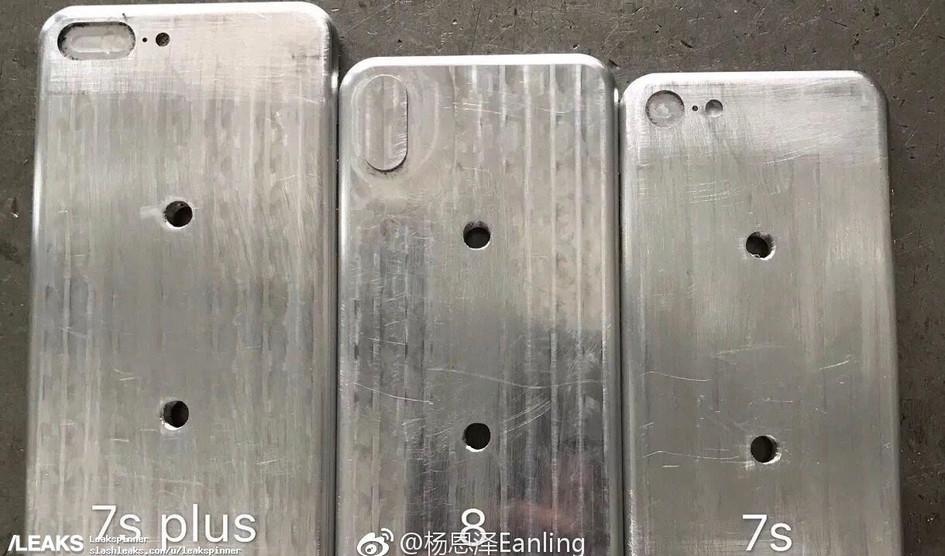 Apple y los supuestos moldes de sus nuevos Iphones