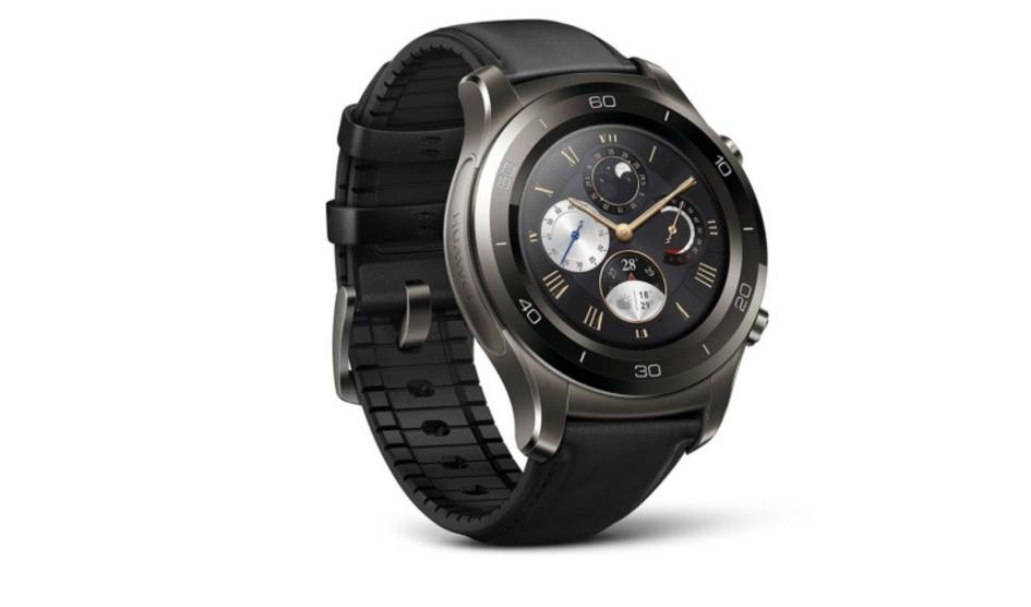 Huawei lanza su nuevo y atractivo Watch 2 Classic