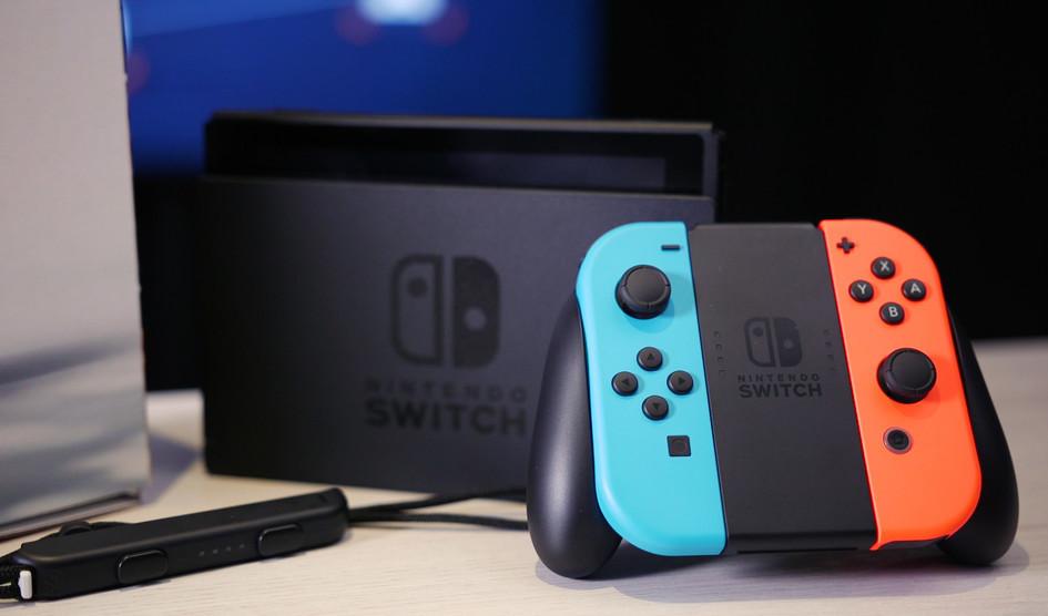 Nintendo Switch con soporte para Unreal Engine 4