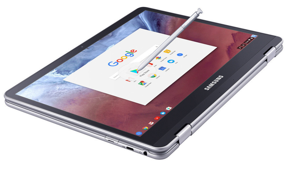Samsung Chromebook Pro ya se encuentra disponible