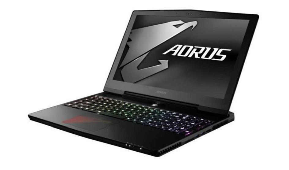 Computex2017: Aorus presenta su nuevo e imponente portátil Aorus X5 MD con GPU Max-Q