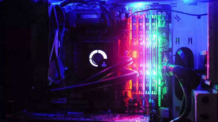 Computex2017: Ballistix y sus nuevas memorias DDR4 Tactical Tracer con RGB