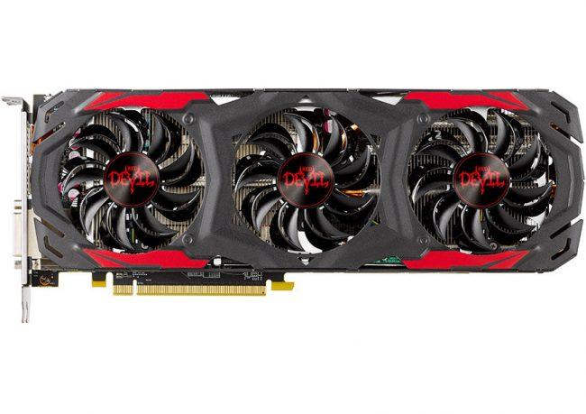 PowerColor lanza su flamante Radeon RX 570 4GB Red Devil